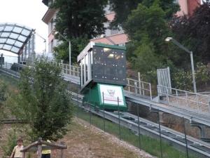Orario prolungato ascensore inclinato per Coppa Europa di nuoto sincronizzato