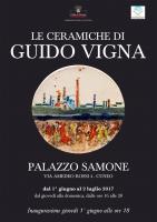 """Mostra """"Le ceramiche di Guido Vigna"""""""