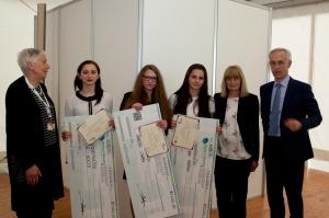 Banca di Cherasco premia i giovani meritevoli