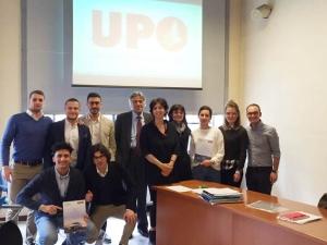 Premiati gli studenti dell'Università del Piemonte Orientale di Alessandria che per un mese hanno studiato il brand GinoStore