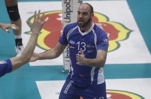 Emiliano Cortellazzi rinnova il contratto con il VBC Mondovì