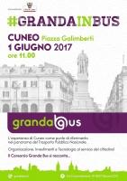 Il Trasporto pubblico locale su gomma si racconta il 1° giugno a #Grandainbus