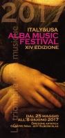 Italy&USA - Alba Music Festival