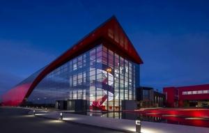 La nuova sede Maina è entrata nell'Olimpo dell'architettura internazionale