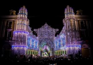 Cuneo Illuminata 2017: ecco le canzoni che accompagneranno gli spettacoli luminosi