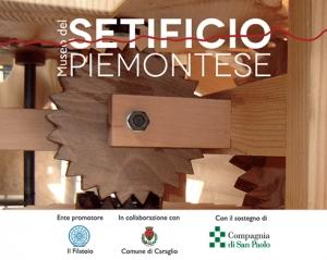 """Inaugurazione dei nuovi spazi espositivi del """"Museo del Setificio Piemontese"""""""