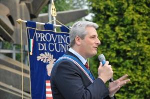 Federico Borgna rieletto primo cittadino di Cuneo