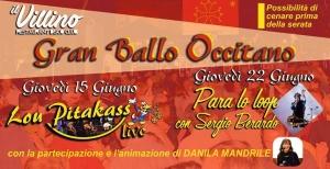 Gran Ballo Occitano al Villino