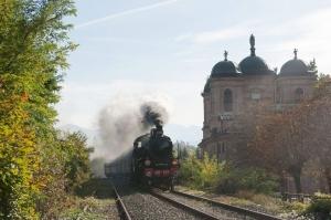Treno a vapore da Torino a Vernante