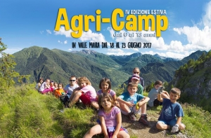 Agri-Camp estivo in Valle Maira dal 18 al 23 giugno