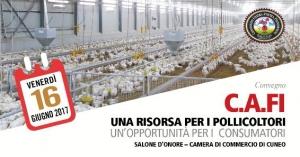 La filiera avicola piemontese si racconta a Cuneo e presenta il Consorzio C.A.Fi