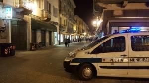Controlli della polizia municipale in quartieri e frazioni di Bra
