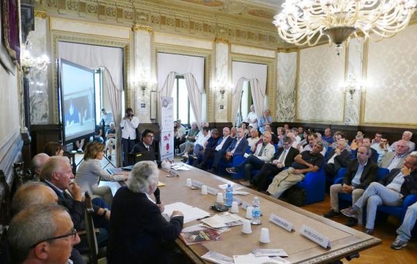 Un momento del convegno che si è svolto in Camera di Commercio a Cuneo