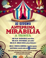 Anteprima Mirabilia + Evento a sorpresa...