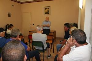 Alba: il Sindaco Maurizio Marello ha incontrato i residenti di frazione Madonna di Como