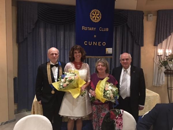 L'Avv. Gianmaria Dalmasso eletto presidente del Rotary Club Cuneo