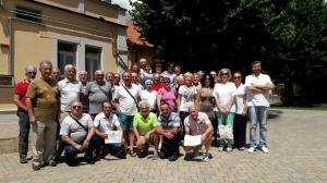 Bra: premiati i volontari del servizio civico