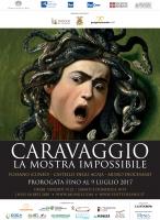 """Continua """"Caravaggio. La Mostra Impossibile"""""""
