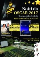 Notti da Oscar – cinema sotto le stelle