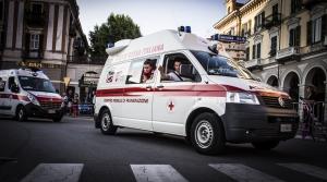 Alla Fausto Coppi 2017 la Croce Rossa presente con grande dispiegamento di forze