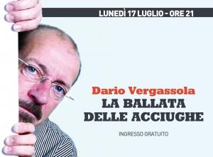Dario Vergassola - La ballata delle acciughe
