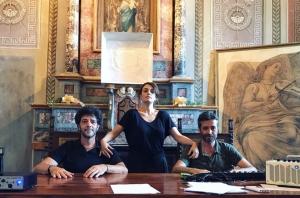 Carmen Consoli, Daniele Silvestri, Max Gazzè. Stasera i tre artisti insieme per la notte di musica live più lunga dell'estate.