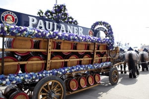 Da quest'anno l'Oktoberfest Cuneo sarà un evento ufficiale Paulaner