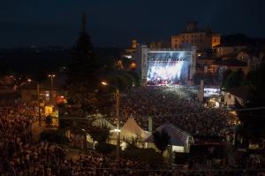 Lo spettacolo di Renato Zero chiude il lungo weekend di Collisioni a Barolo