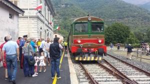 La Ferrovia del Tanaro è pronta ad accogliere il primo treno storico del 2017