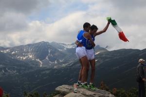 I gemelli Dematteis ed il saluzzese Andrea Rostan al Campionato Mondiale di corsa in montagna