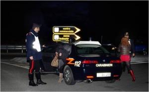 """Alba: controllo delle """"case chiuse"""" da parte dei Carabinieri"""