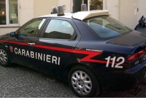Controlli dei Carabinieri nella Notte Brava di Saliceto