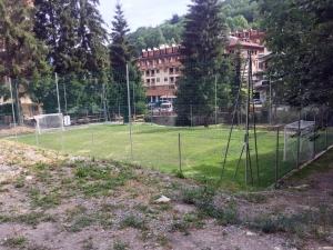 Inaugurato il nuovo campetto sportivo a Limonetto