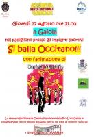 Serata di danze occitane a cura di Daniela Mandrile