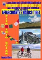Affascinante e magico Tibet