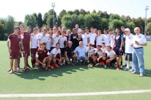 Alba: ritiro albese per la squadra under 16 del Torino Calcio