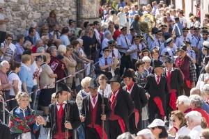 Domenica 27 agosto a Limone si festeggia l'Abaiya: rievocazione storica con balli, musica e folklore.