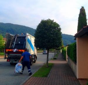 Raccolta rifiuti: da domani gli ispettori del porta a porta