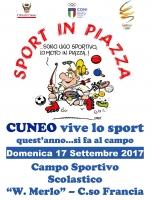 Cuneo vive lo Sport