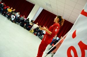 A Cuneo inizia un corso per volontari della Croce Rossa Italiana