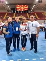Bronzo per Viola Piras ai Campionati Europei WAKO 2017