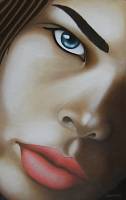 "Mostra ""Face to face"" di Riccardo Balestra"