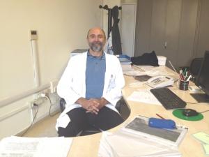 Marco Lorenzi nuovo direttore del Servizio di Immunoematologia e Trasfusionale dell'Ospedale Santa Croce
