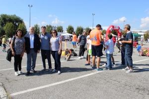 """Grande partecipazione a """"Sport in Piazza"""""""