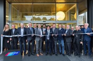 Inaugurato il nuovo polo industriale TCN Group