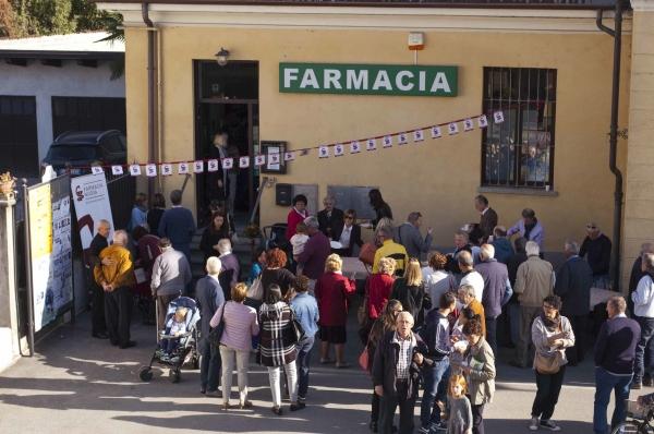 """Inaugurata la nuova gestione delle """"Farmacia Nuova"""" di Vottignasco"""