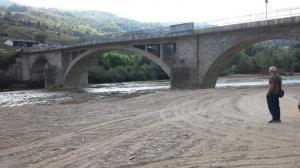 Conclusi i lavori di sistemazione dell'alveo del fiume Bormida